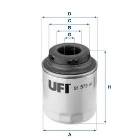 Filtro de aceite 23.573.00 Ibiza 4 ST (6J8, 6P8) 1.4 TSI ac 2013
