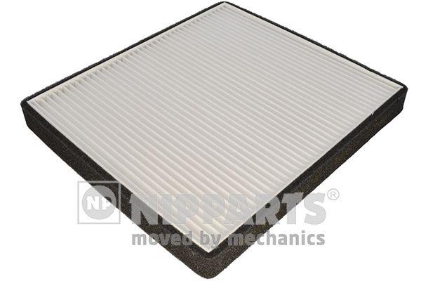 NIPPARTS  N1348011 Filter, Innenraumluft Länge: 221mm, Breite: 192mm, Höhe: 20,5mm