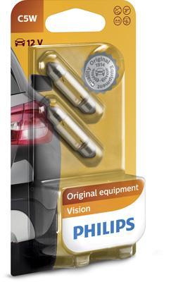 Glühlampe, Kennzeichenleuchte PHILIPS 05551430 Bewertung
