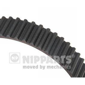 NIPPARTS  J1122026 Zahnriemen Länge: 1671mm, Breite: 34mm