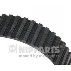 NIPPARTS  J1125037 Zahnriemen Länge: 1552mm, Breite: 25,4mm