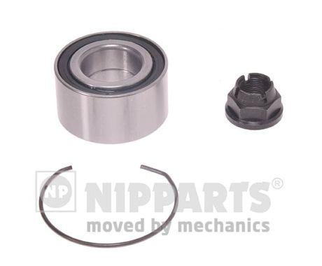 NIPPARTS  N4701043 Radlagersatz Ø: 72mm, Innendurchmesser: 37mm