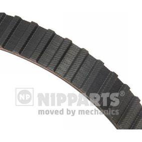 NIPPARTS  J1122001 Zahnriemen Länge: 838mm, Breite: 19mm
