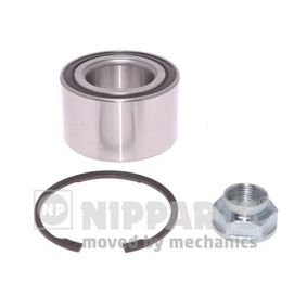 NIPPARTS  N4704036 Wheel Bearing Kit Ø: 78,0mm, Inner Diameter: 43,0mm