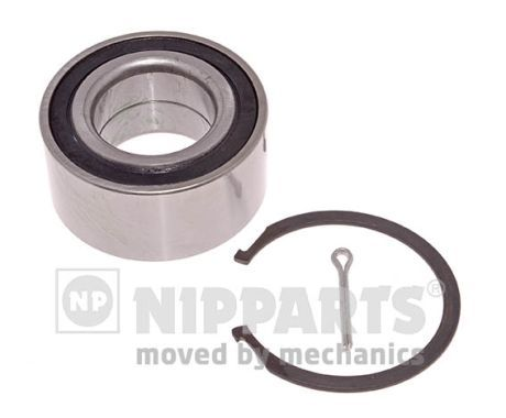 NIPPARTS  J4700511 Wheel Bearing Kit Ø: 74mm, Inner Diameter: 39mm