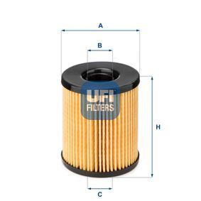 Polo 6r 1.2TDI Steuerkette UFI 25.115.00 (1.2 TDI Diesel 2021 CFWA)