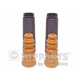 Dust Cover Kit, shock absorber with OEM Number 1J 051 342 5A