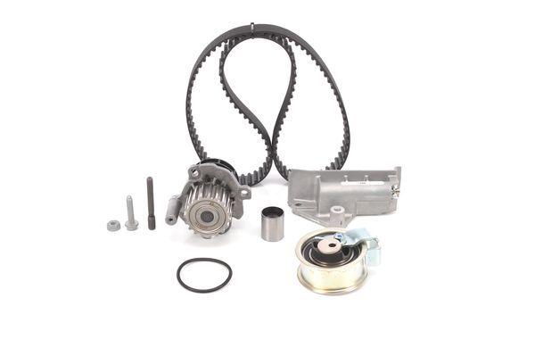 Timing belt kit and water pump 1 987 946 473 BOSCH WASSERPUMPENSET original quality
