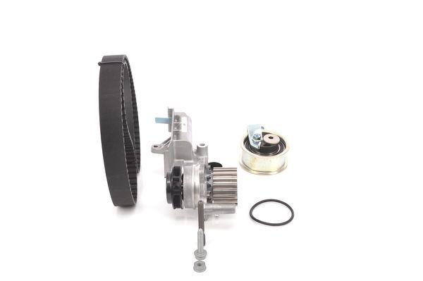Timing belt and water pump kit BOSCH WASSERPUMPENSET 4047024954243