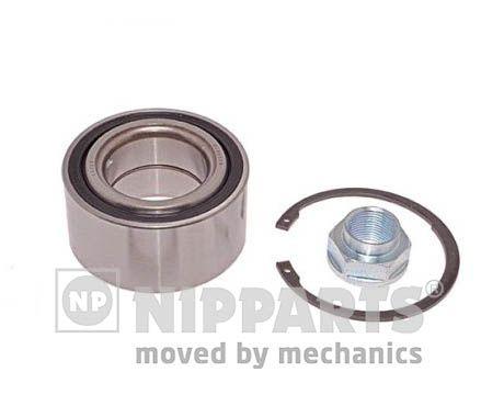 NIPPARTS  J4704020 Wheel Bearing Kit Ø: 79mm, Inner Diameter: 43mm