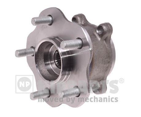 NIPPARTS  N4711058 Wheel Bearing Kit Inner Diameter: 35,3mm