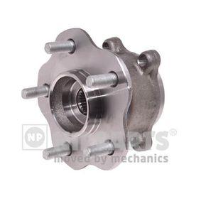 Wheel Bearing Kit N4711058 JUKE (F15) 1.5 dCi MY 2011
