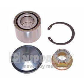 Wheel Bearing Kit Ø: 52mm, Inner Diameter: 25mm with OEM Number 43210-AZ300