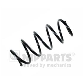 NIPPARTS  N5544091 Fahrwerksfeder Länge: 367mm, Dicke/Stärke: 13,75mm, Ø: 147mm