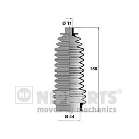 Bellow Set, steering Height: 150,0mm with OEM Number 53535-ST3-305