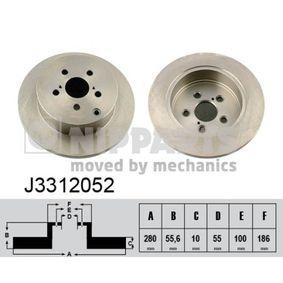 Bremsscheibe Art. Nr. J3312052 120,00€