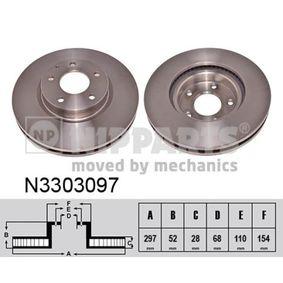 Brake Disc Article № N3303097 £ 140,00
