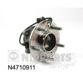 NIPPARTS  N4710911 Radlagersatz