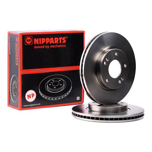 Bremsscheiben Satz NIPPARTS J3300530 Erfahrung