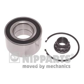 NIPPARTS  J4702037 Wheel Bearing Kit Ø: 82mm, Inner Diameter: 43mm