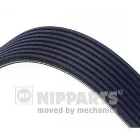 V-Ribbed Belts N1081310 3 (BL) 2.2 MZR CD MY 2009