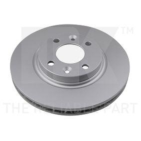 Brake Disc Brake Disc Thickness: 22mm, Rim: 4-Hole, Ø: 258mm with OEM Number 40 20 622 12R