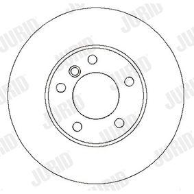 Bremsscheibe Bremsscheibendicke: 29,9mm, Lochanzahl: 5, Ø: 324mm mit OEM-Nummer 3411 1 165 859