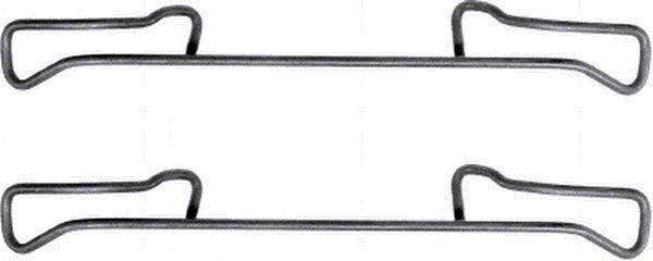 TEXTAR  82030600 Zubehörsatz, Bremssattel