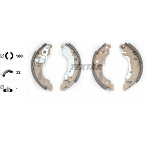 Bremsbackensatz Breite: 32mm mit OEM-Nummer 9 945 975