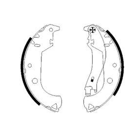 Bremsbackensatz Breite: 42,0mm mit OEM-Nummer 7083041