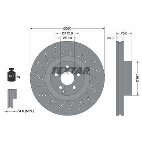 Bremsscheibe Art. Nr. 92124200 120,00€