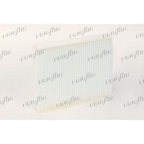 Filter, Innenraumluft mit OEM-Nummer 64119237554