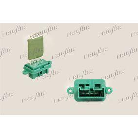 Resistor, interior blower 35.10016 PUNTO (188) 1.2 16V 80 MY 2006