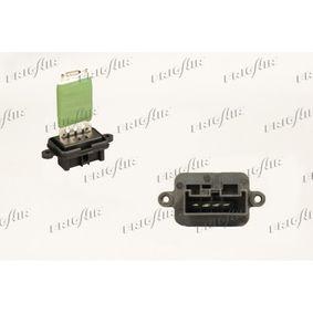 Resistor, interior blower 35.10021 PANDA (169) 1.2 MY 2010