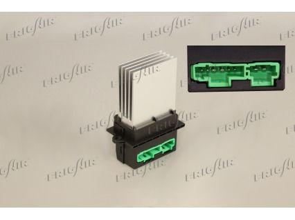 Gebläsewiderstand 35.10031 FRIGAIR 35.10031 in Original Qualität