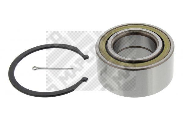 MAPCO  26278 Wheel Bearing Kit Ø: 74mm, Inner Diameter: 39mm