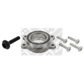 Wheel Bearing Kit Ø: 151mm, Inner Diameter: 61mm with OEM Number 4H0 498 625 E
