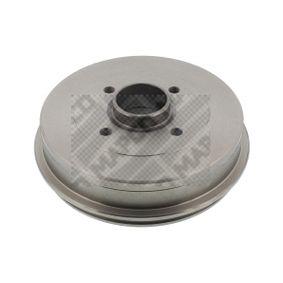 Bremstrommel Br.Tr.Durchmesser außen: 234mm mit OEM-Nummer 7700 818 346