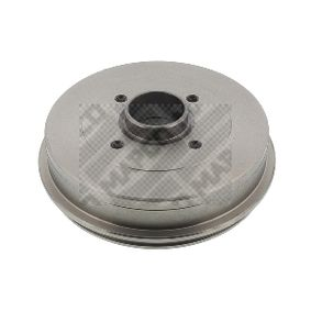 MAPCO  35102 Brake Drum Drum Ø: 203,3, Outer Br. Sh. Diameter: 234mm