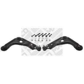 MAPCO  53757 Link Set, wheel suspension for vehicles with power steering