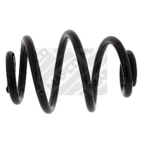 MAPCO  72628 Coil Spring Length: 225mm, Thickness: 14,5mm, Ø: 147mm