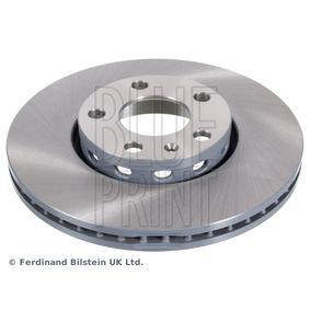 Bremsscheibe Bremsscheibendicke: 25mm, Ø: 288,0mm mit OEM-Nummer 4A0615301E