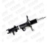 Amortiguador STARK 7645411 Eje trasero, derecha, Presión de gas, Columna de amortiguador, Abrazadera abajo, Espiga arriba