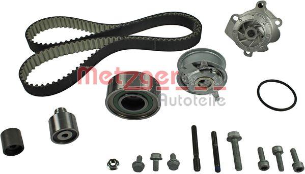 Timing belt kit and water pump WM-Z 953WP METZGER WM-Z 953WP original quality