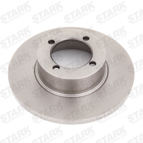 Bremsscheibe Bremsscheibendicke: 11mm, Felge: 4-loch, Ø: 237,0mm mit OEM-Nummer 569 008