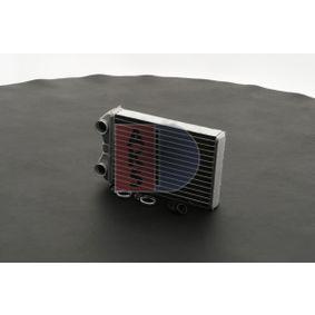 Wärmetauscher, Innenraumheizung mit OEM-Nummer 64111497527