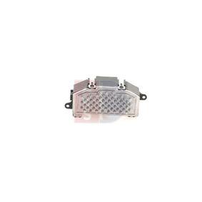 Regler, Innenraumgebläse Spannung: 12V, Pol-Anzahl: 7-polig mit OEM-Nummer 3C0 907 521 F
