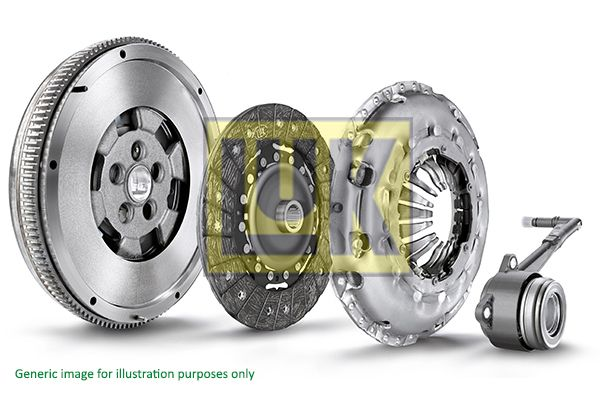 LuK BR 0241 600 0203 00 Clutch Kit