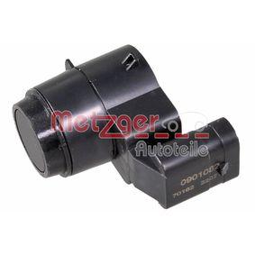METZGER Sensor, Einparkhilfe 0901082