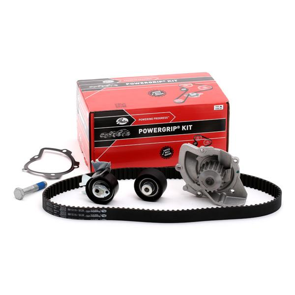 Timing belt and water pump kit GATES K015672XS expert knowledge